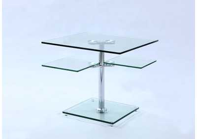 Image for Clear Lamp Table