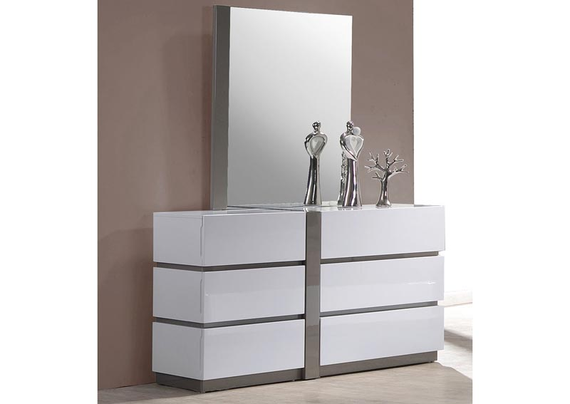 Image for Manila Dresser w/Mirror