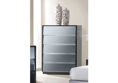 Venice 5-Drawer Chest