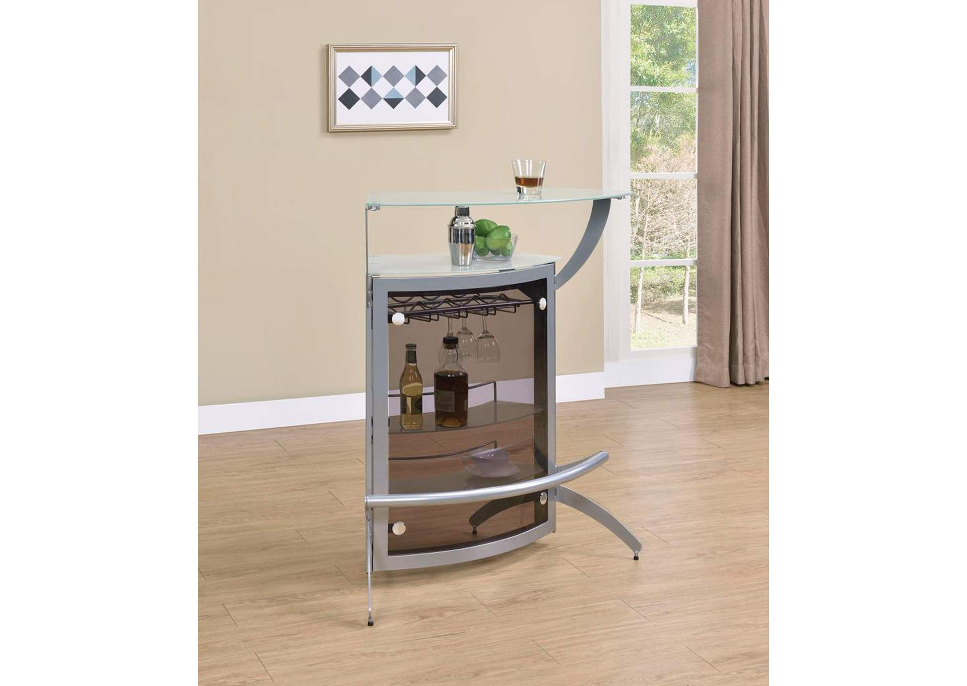 Recreation Room Bar Unit,Coaster Furniture