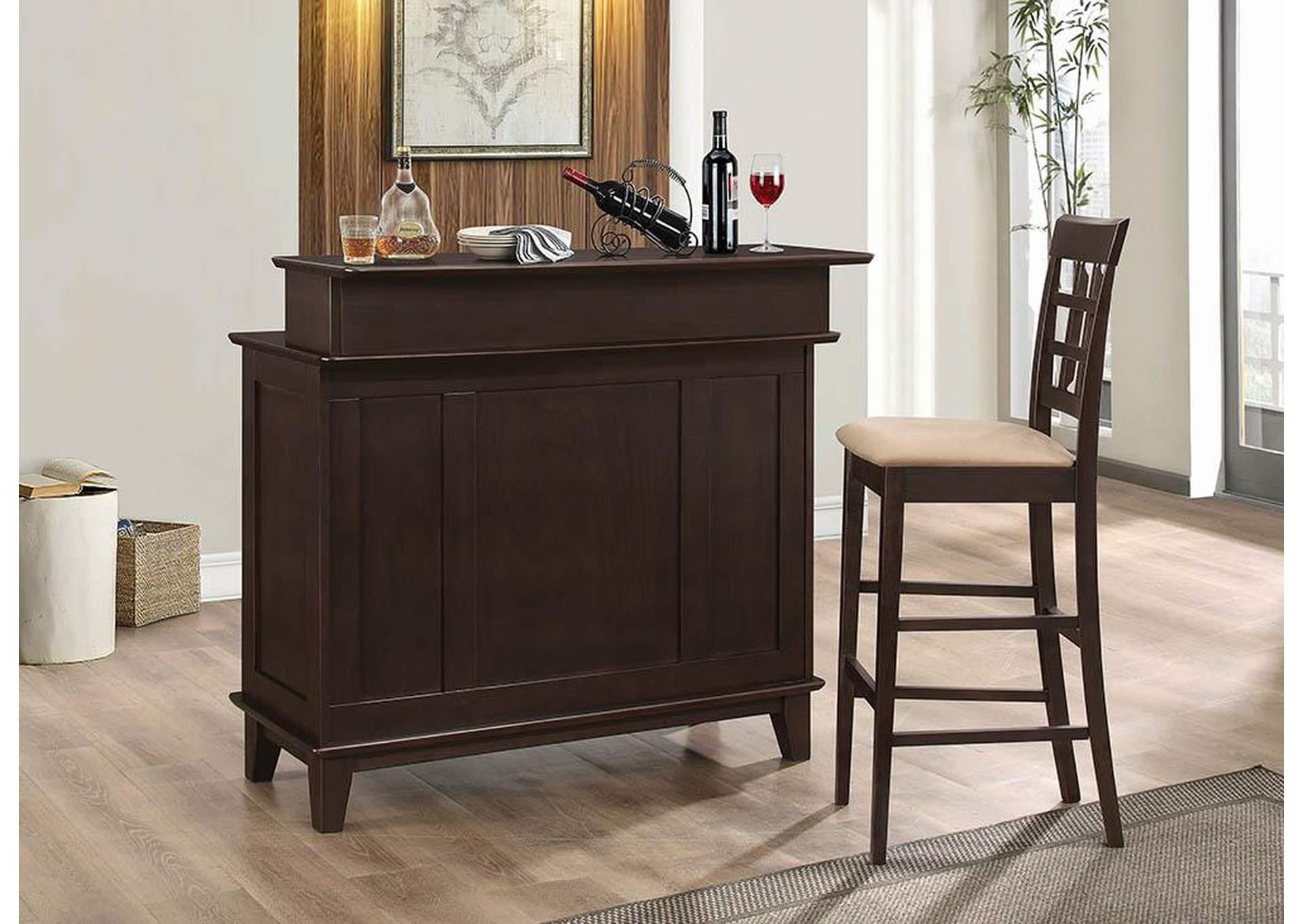 Martinez Furniture Appliance Mcallen Tx Cappuccino Bar Unit