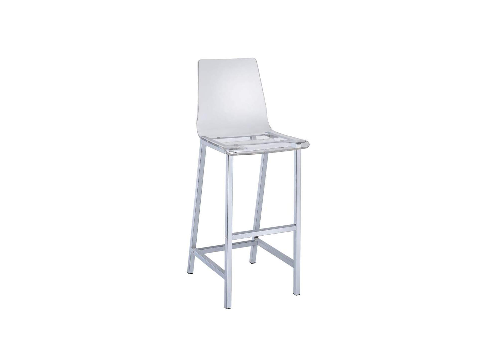 Clear Acrylic Bar Stool,Coaster Furniture