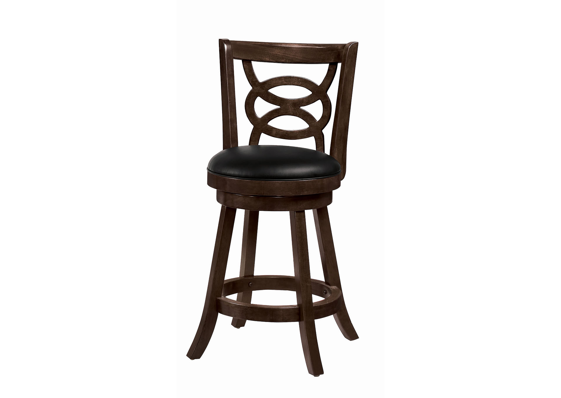 Espresso Counter Stool (Set of 2),Coaster Furniture