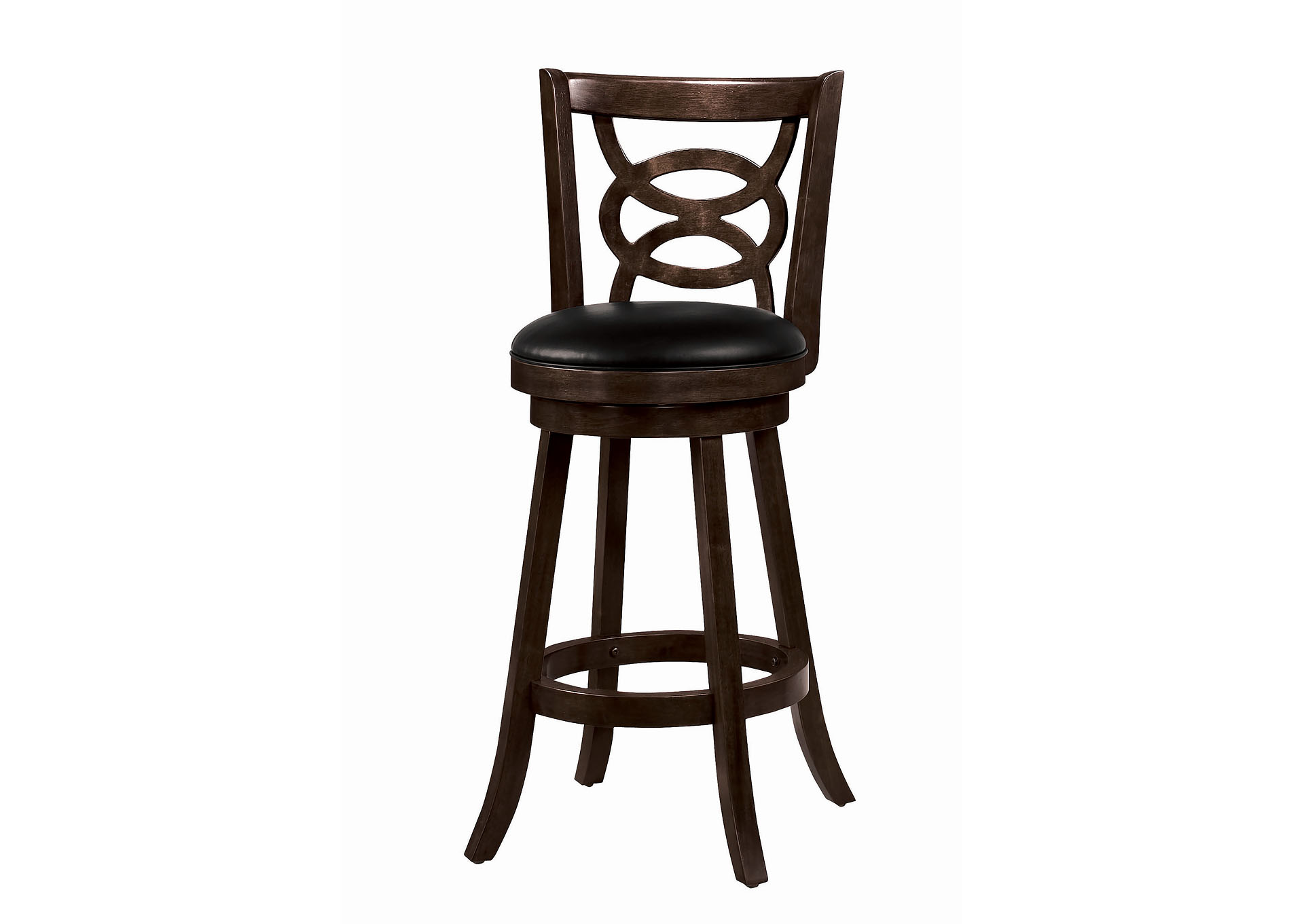 Espresso Bar Stool (Set of 2),Coaster Furniture