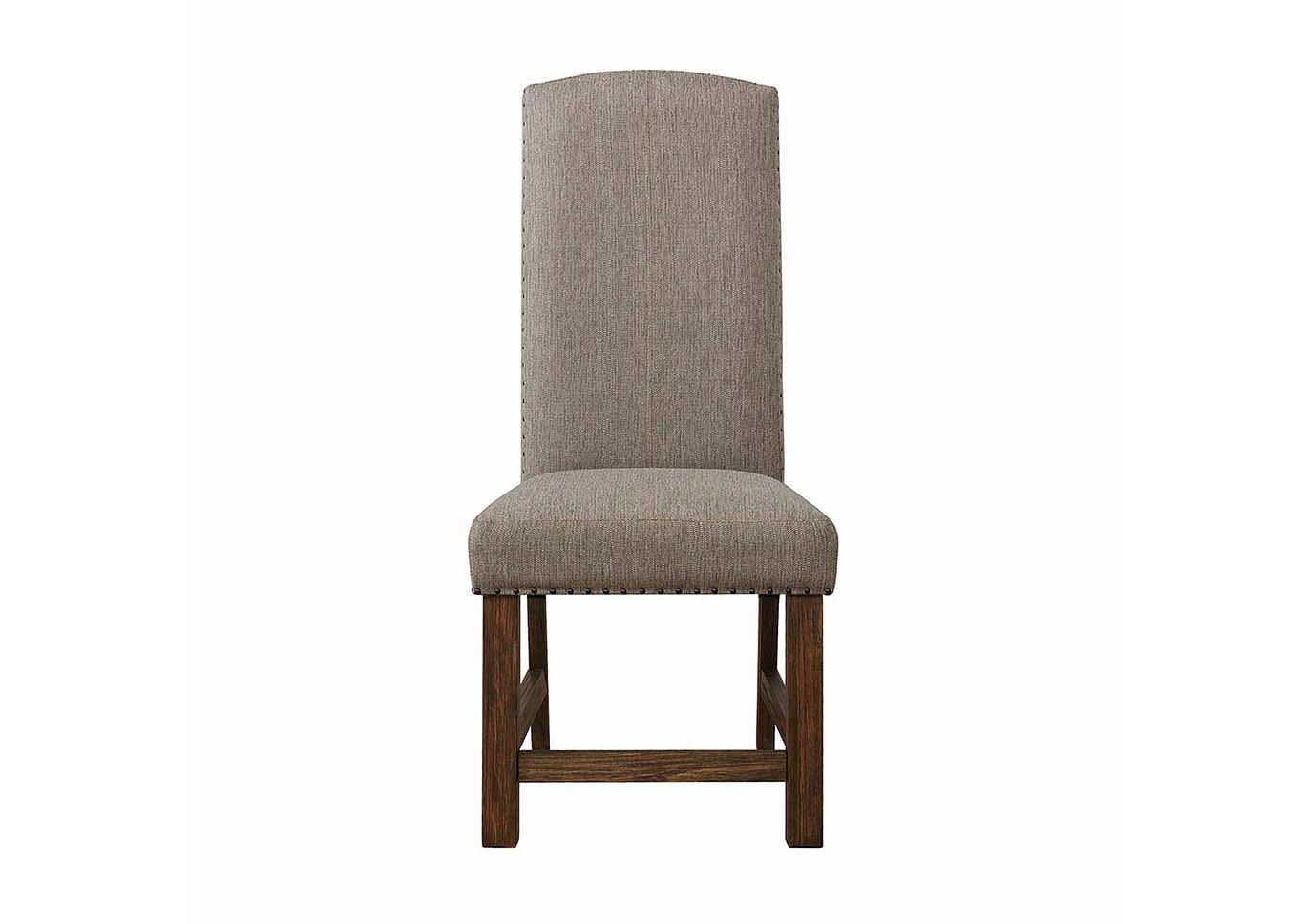 Merveilleux Vintage Bourbon Parson Chair (2 Pack),Coaster Furniture