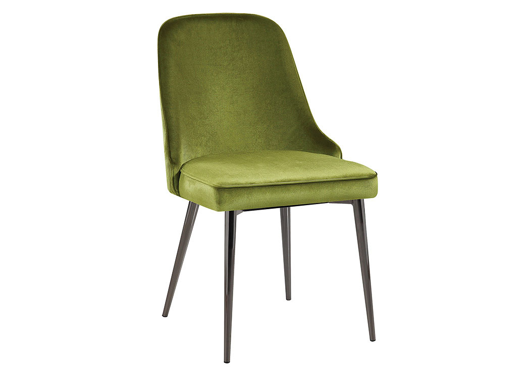 Inslee Green Dining Chair (Set of 4),Coaster Furniture