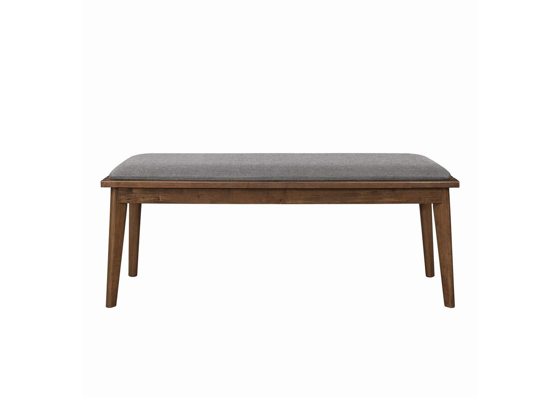 Natural Walnut Dining Bench,Coaster Furniture