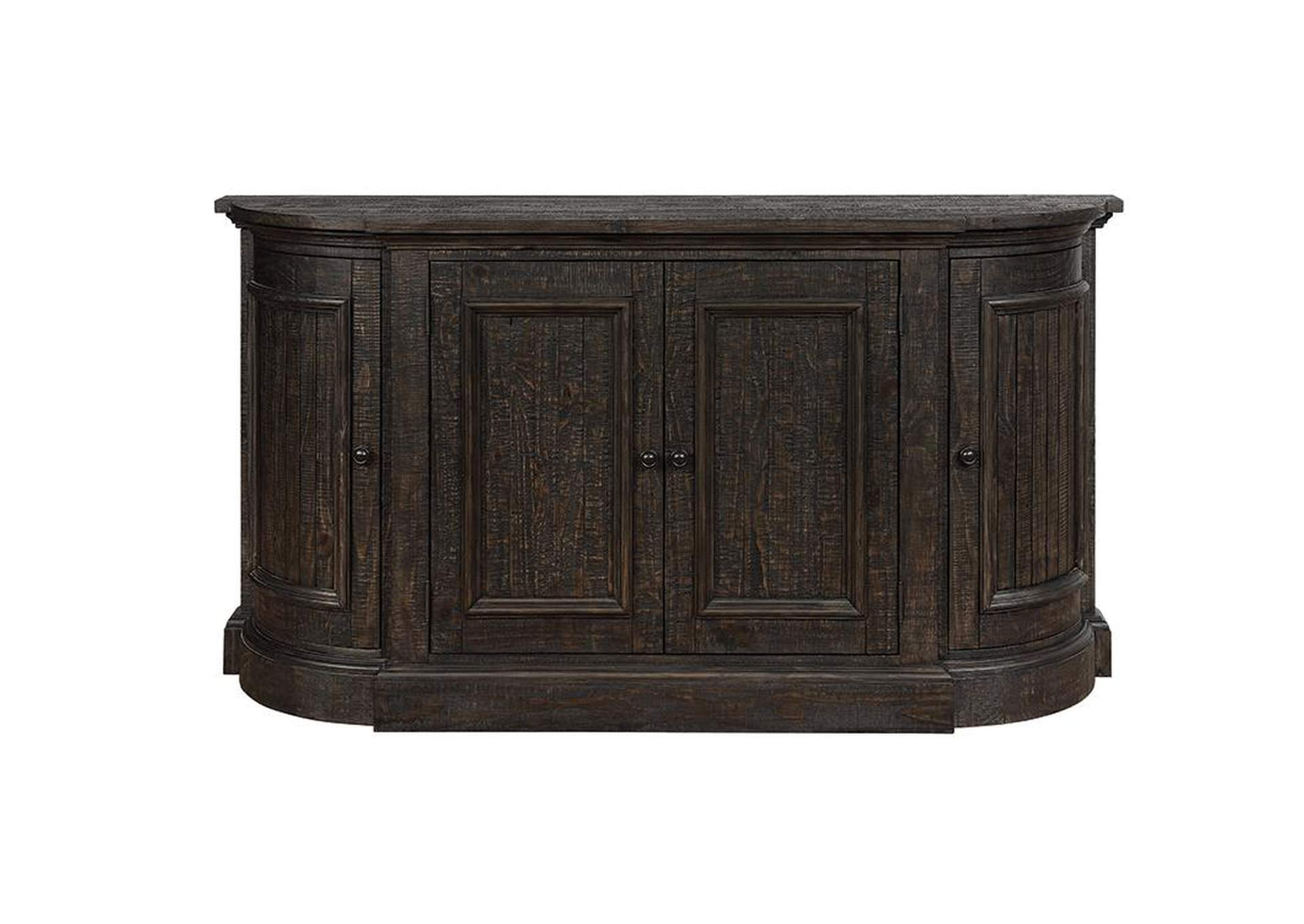 Whitney Burnished Black Server,Coaster Furniture