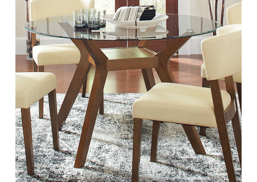 Furniture u003e Vallejo Furniture Galleries Walnut Dining