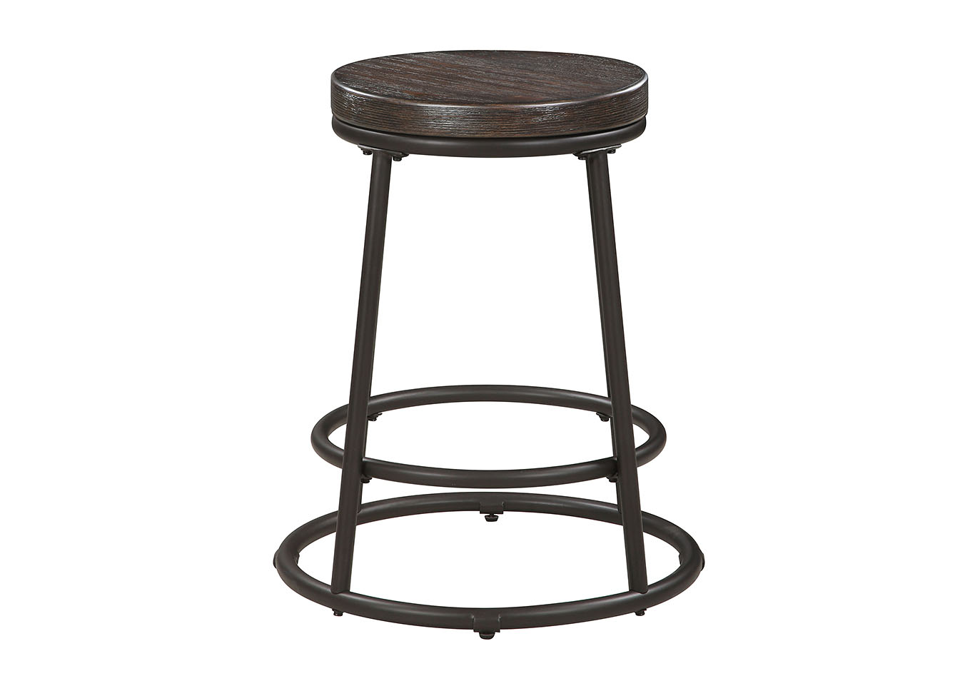 Rustic Ash 24-Inch Bar Stool (Set of 2),Coaster Furniture