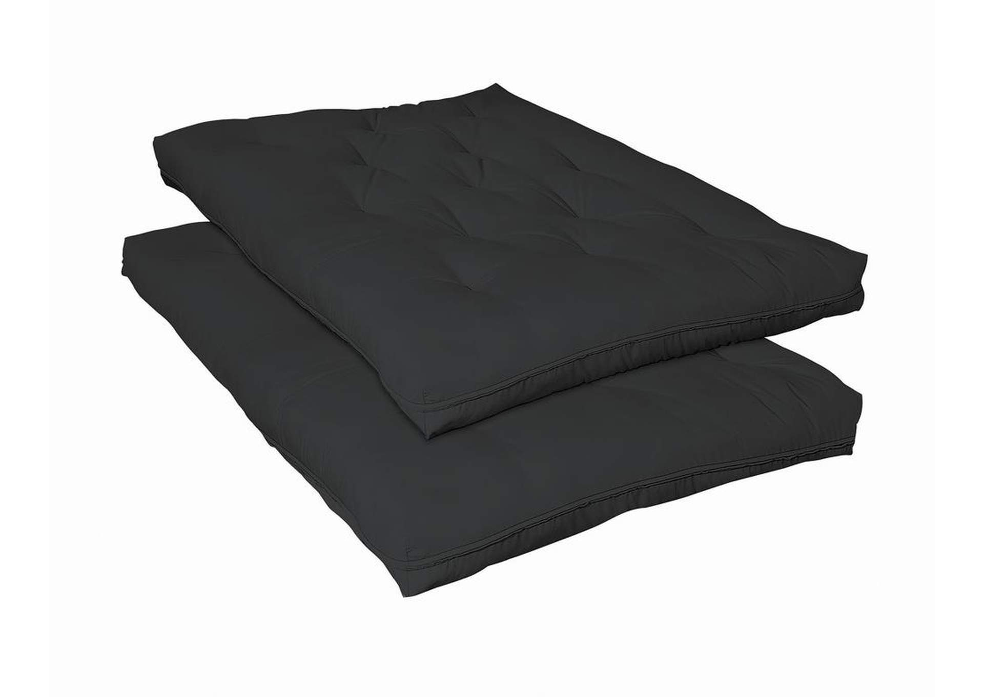 Black Promotional Futon Pad,Coaster Furniture