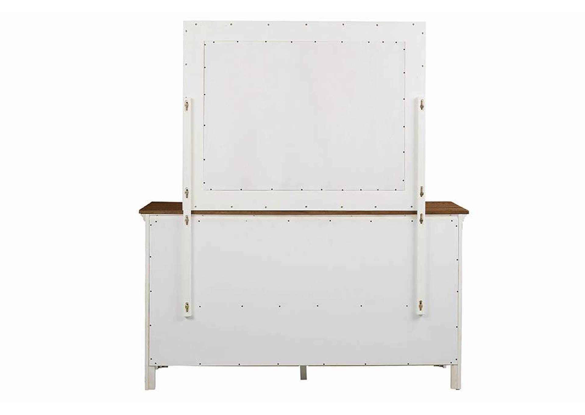 Celeste White Dresser,Coaster Furniture