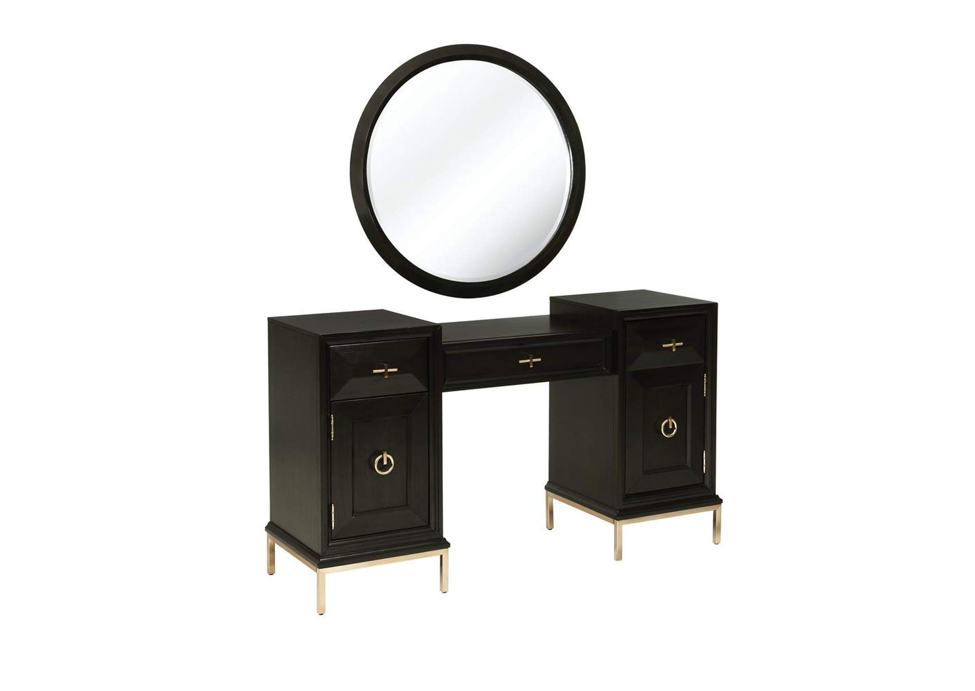 Formosa Grey Vanity Mirror,Coaster Furniture