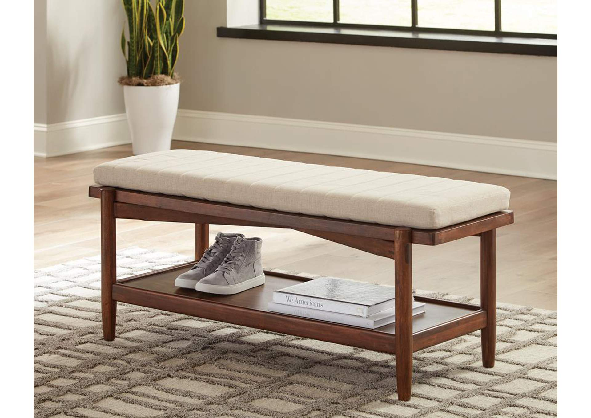 Pearl Bush Dining Bench,Coaster Furniture