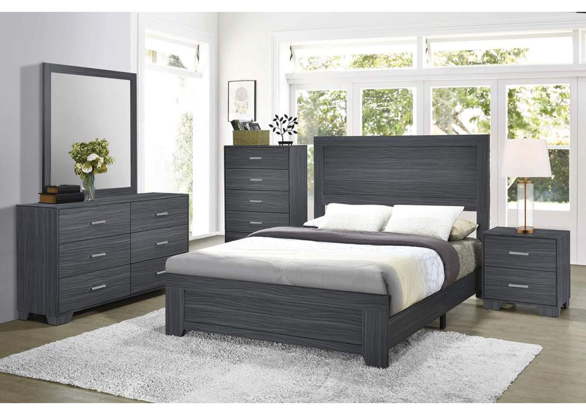 Julian Abbey 5 Piece Queen Bedroom Set Furniture Factory Ca