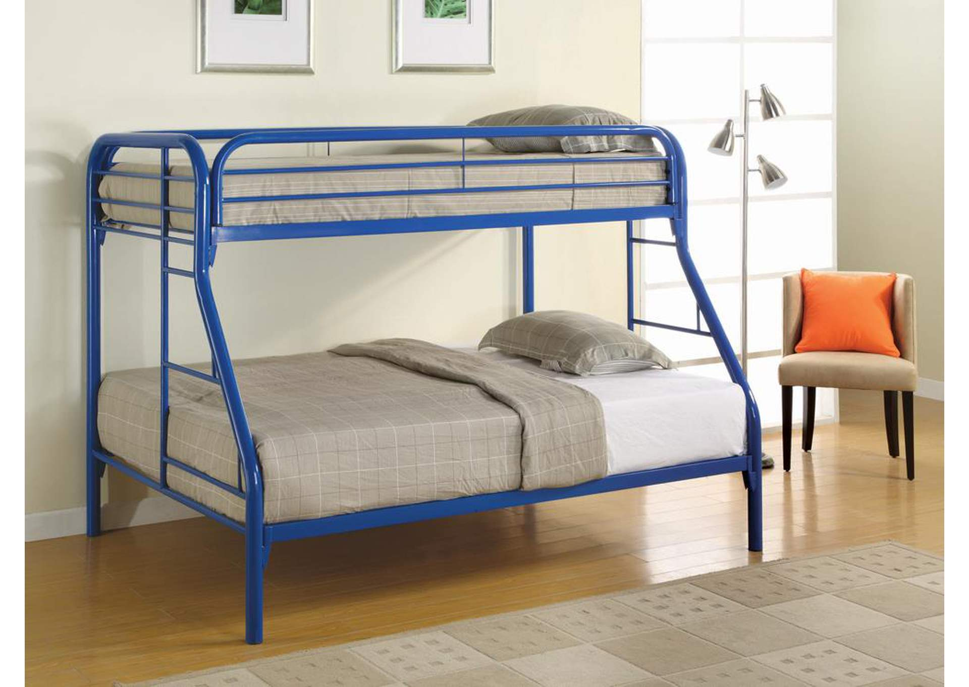 Hoosier Overstock Indianapolis In Twin Full Bunkbed Metal