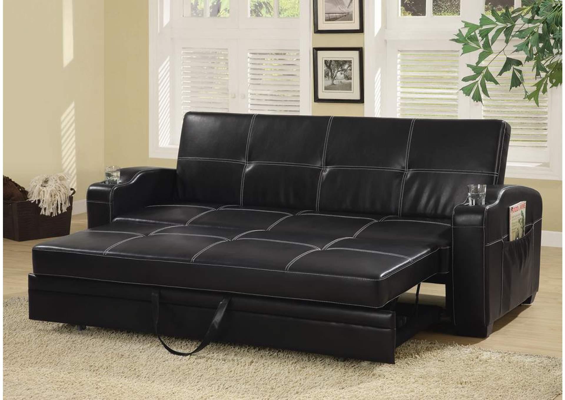 Direct Buy Furniture | Philadelphia, PA Black Sofa Bed
