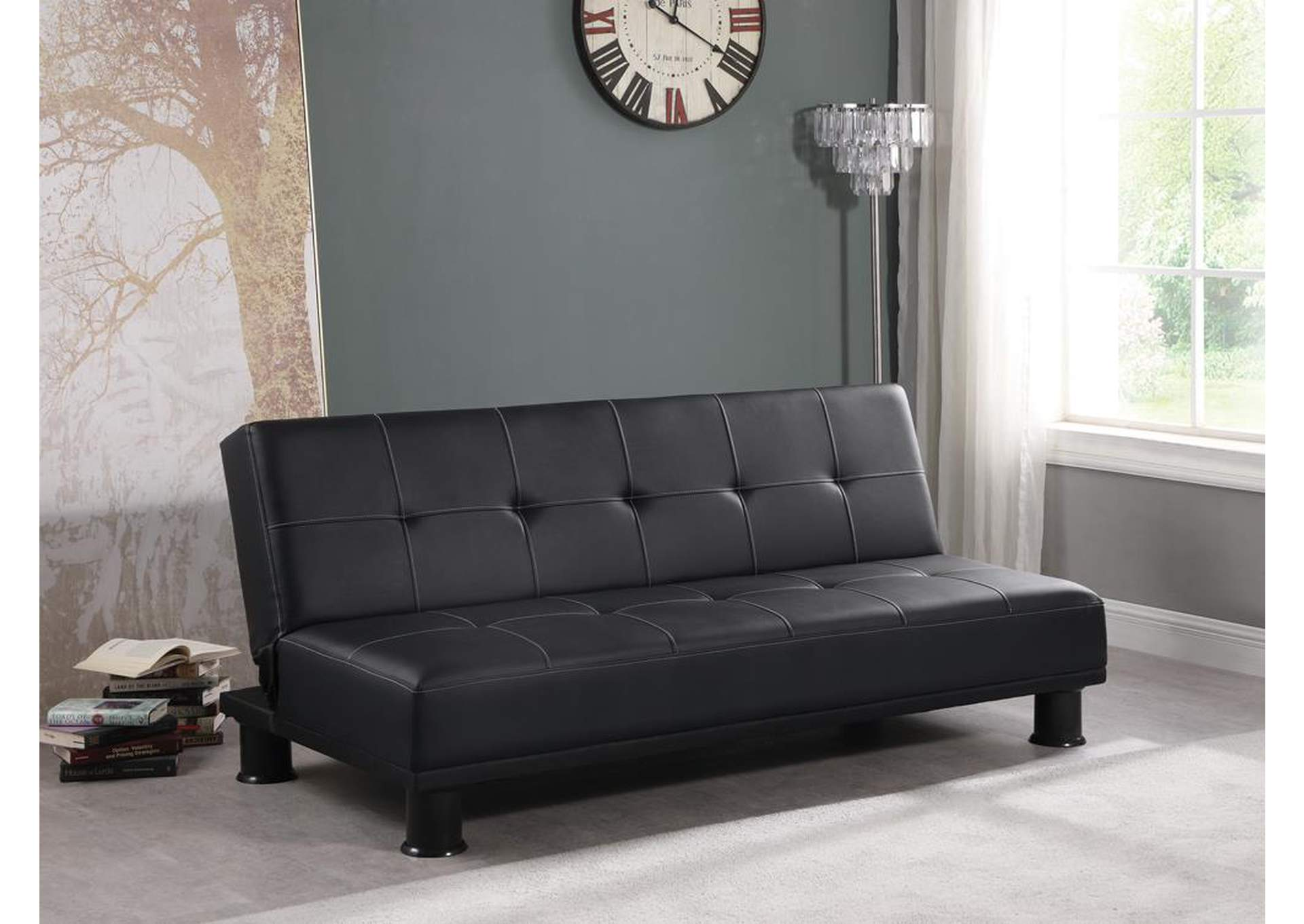 Jamie S Interiors Williamsburg Woodbine Ky Black Sofa Bed