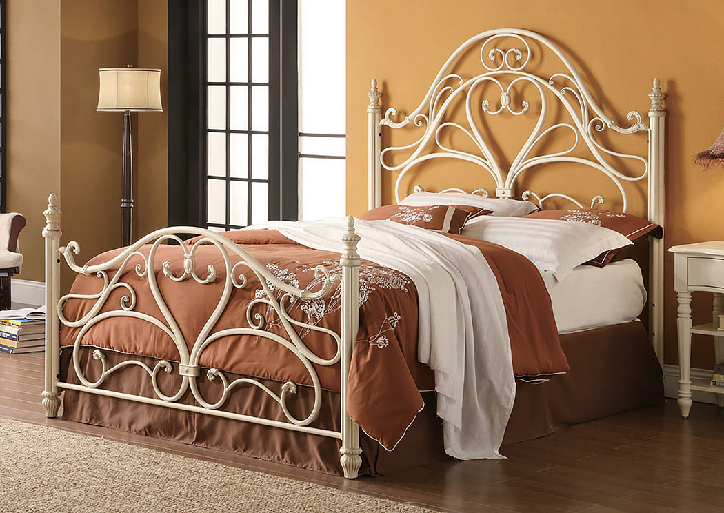 bedroom elegant wrought iron bed frames for decorating your