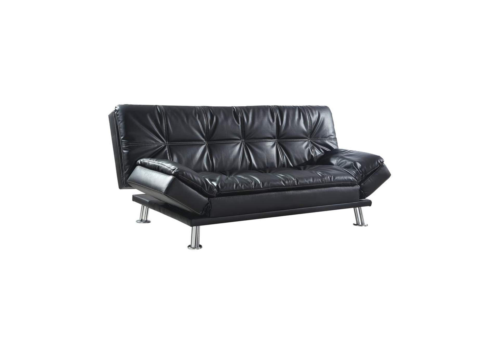 Tuna Dilleston Contemporary Black Sofa Bed,Coaster Furniture