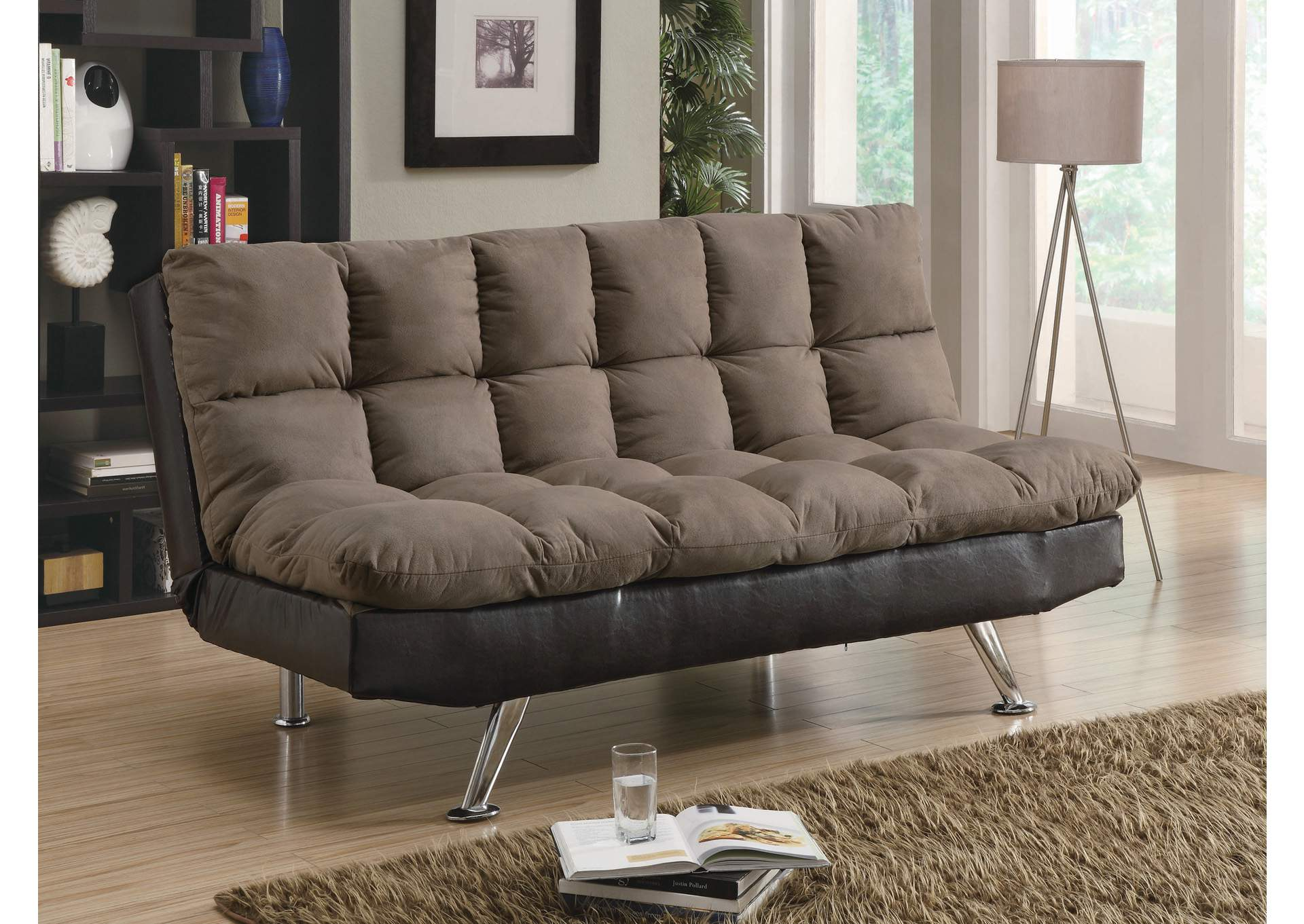 Surprising Amazing Furniture Taftville Ct Overstuffed Brown Sofa Bed Machost Co Dining Chair Design Ideas Machostcouk