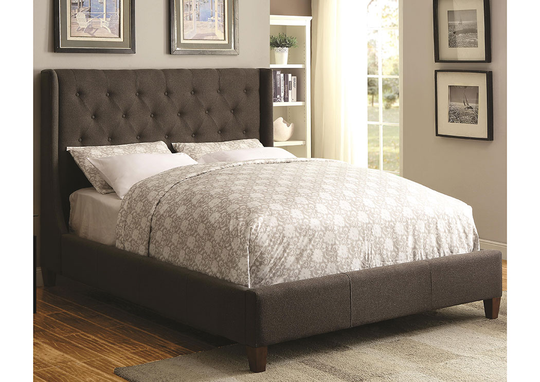 Expresso Queen Bed,Coaster Furniture