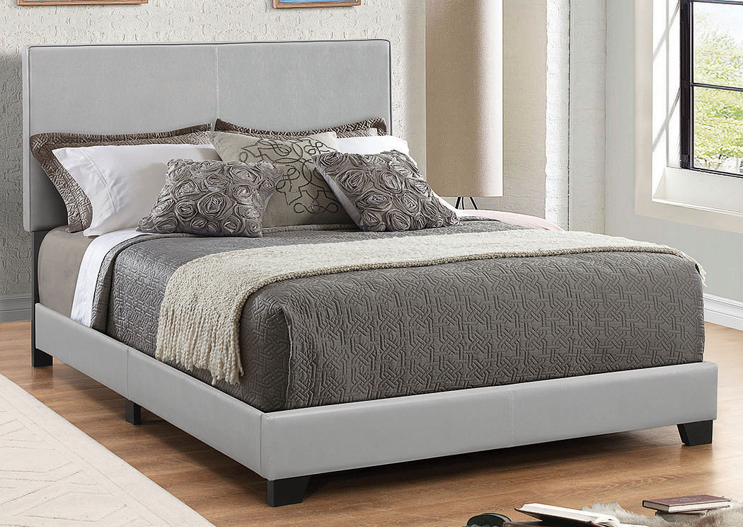 Grey Queen Bed,Coaster Furniture