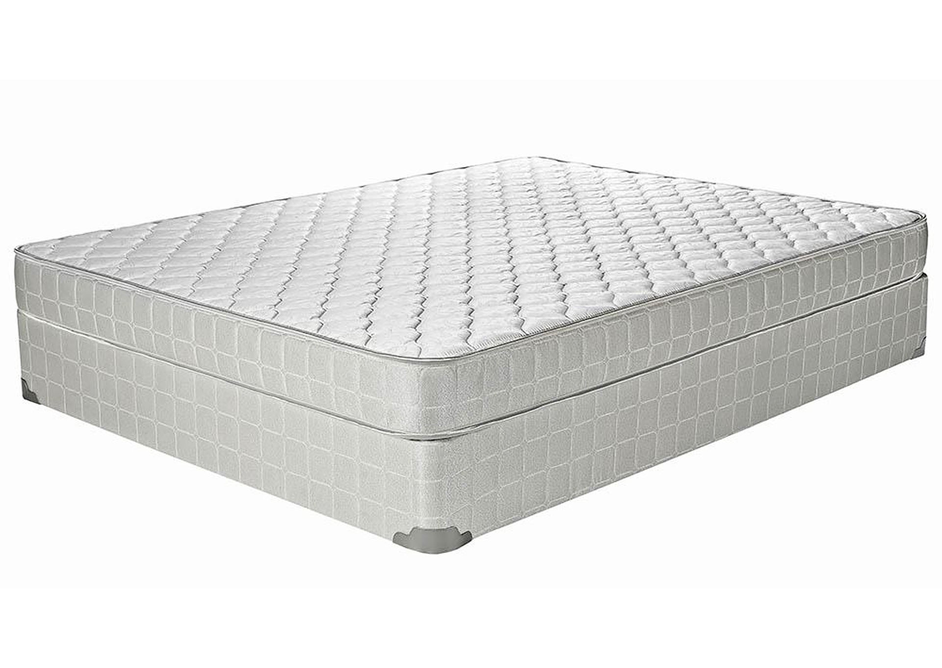 Santa Barbara II White Full Foam Mattress,Coaster Furniture