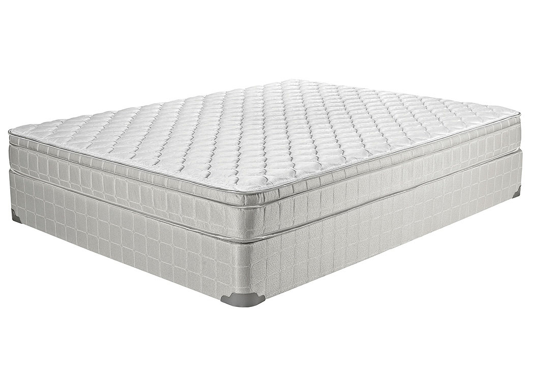 Twin Laguna Euro Top Mattress,Coaster Furniture