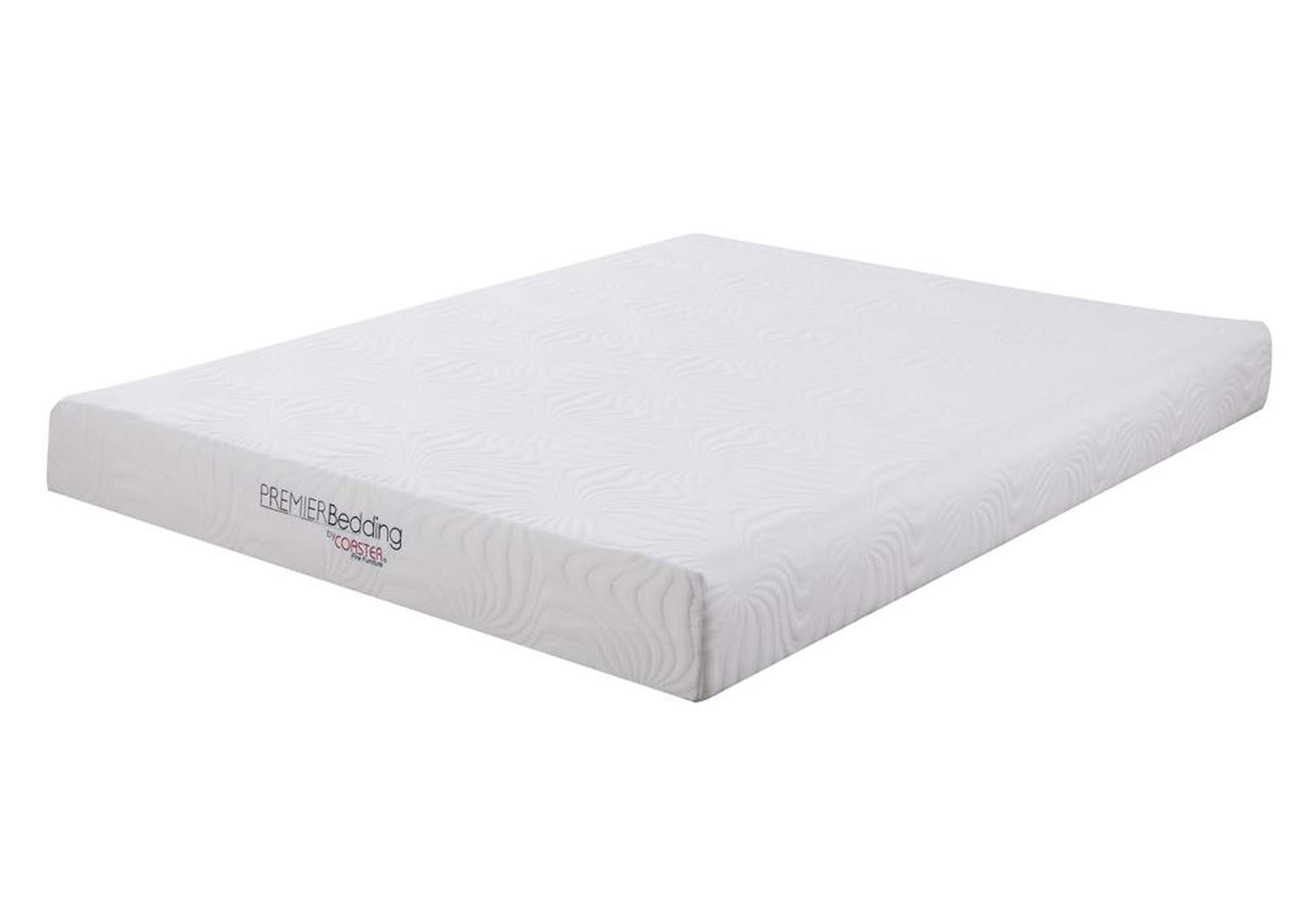 8 King Memory Foam Mattress,Coaster Furniture