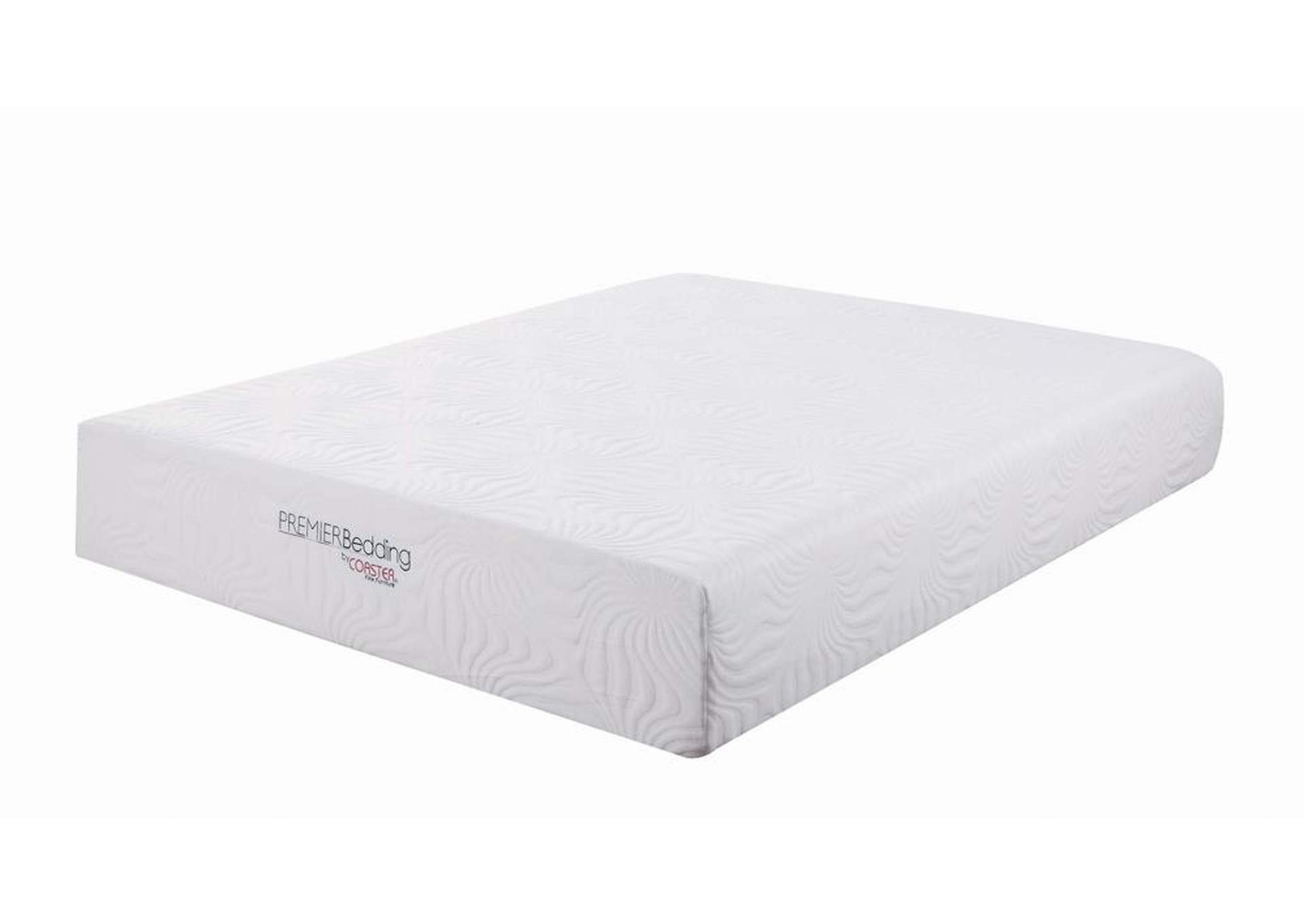 12 King Memory Foam Mattress,Coaster Furniture