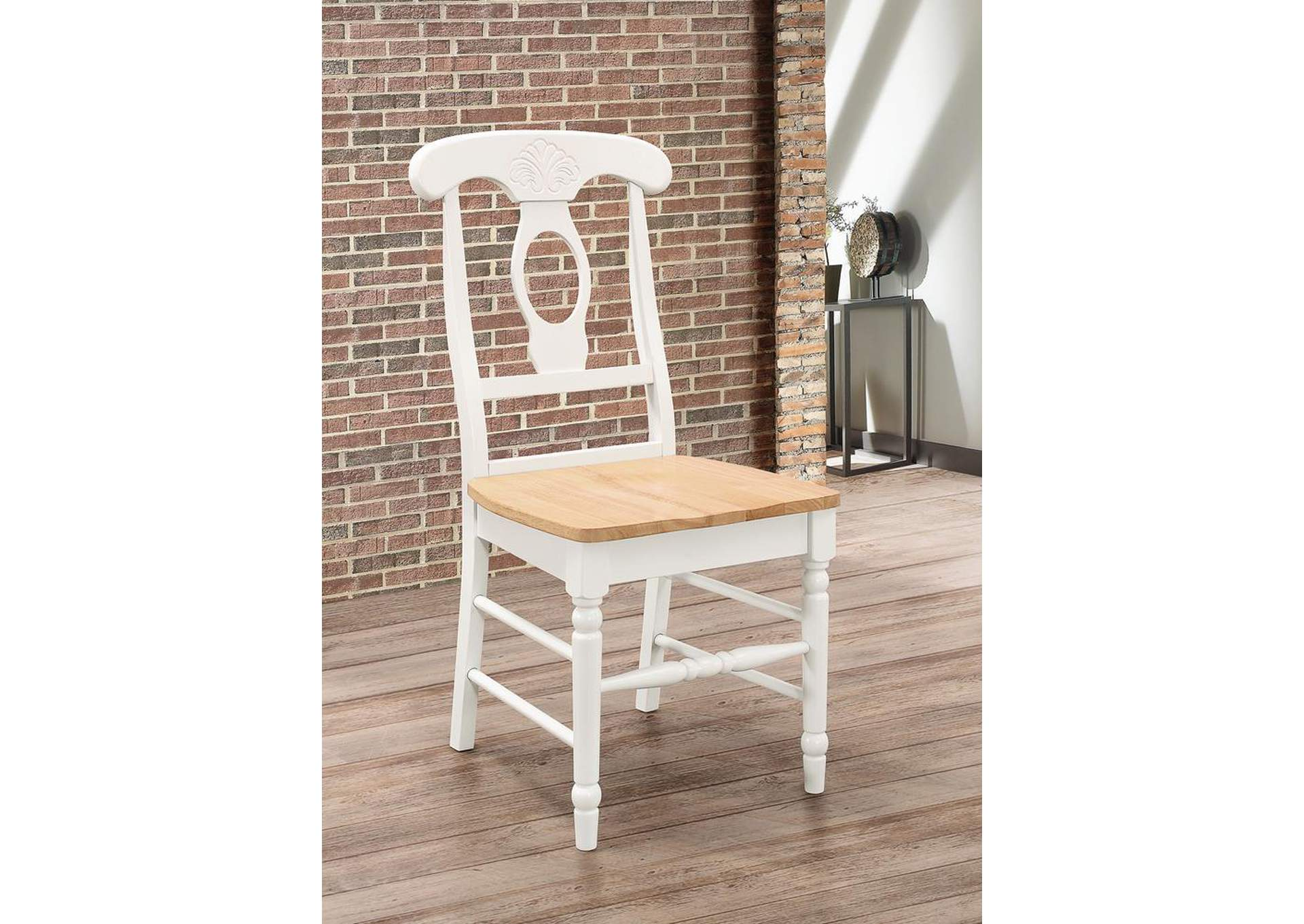 Damen Dining Chair (Set of 2),Coaster Furniture