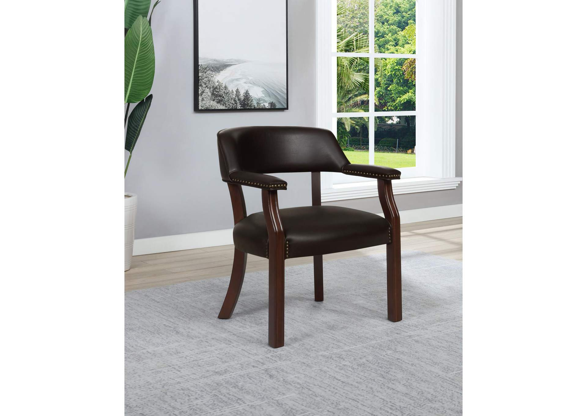 Brown Office Chair,Coaster Furniture