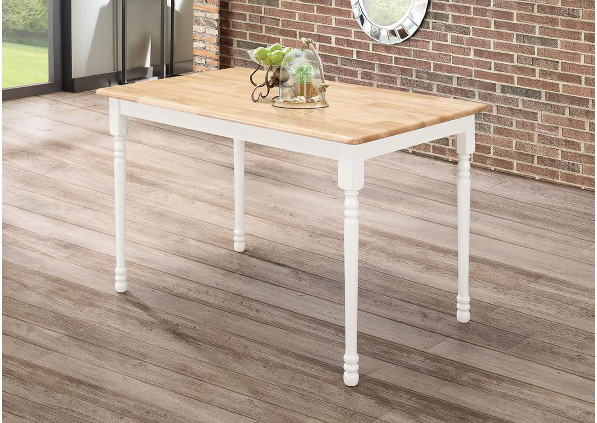 Damen Rectangular Dining Table,Coaster Furniture