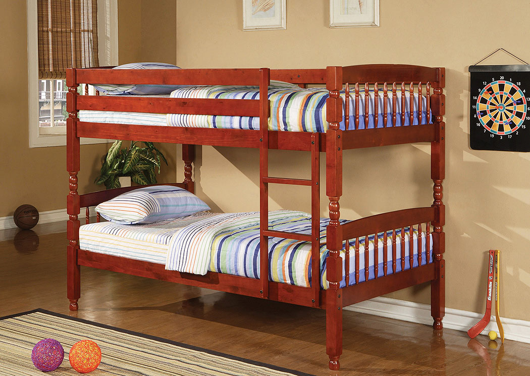 Elegant Find Outstanding Furniture Deals In Arlington Heights, IL Twin/Twin Bunk Bed