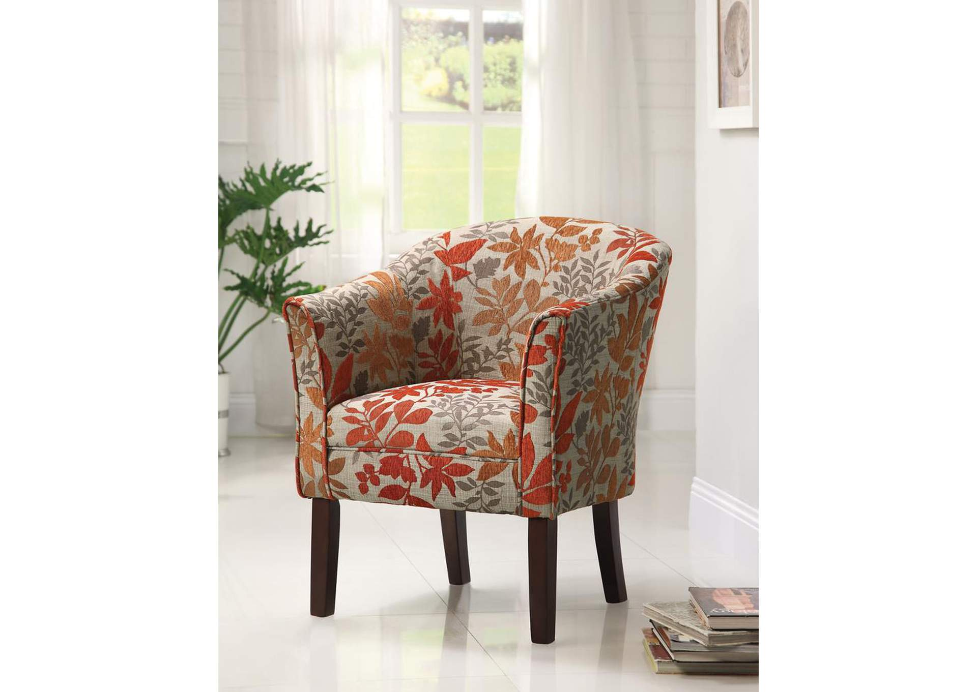 Autumn Accent Chair,Coaster Furniture