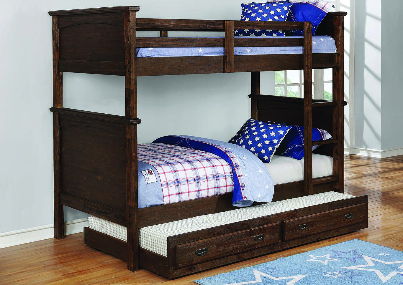T/t Bunk Bed,Coaster Furniture