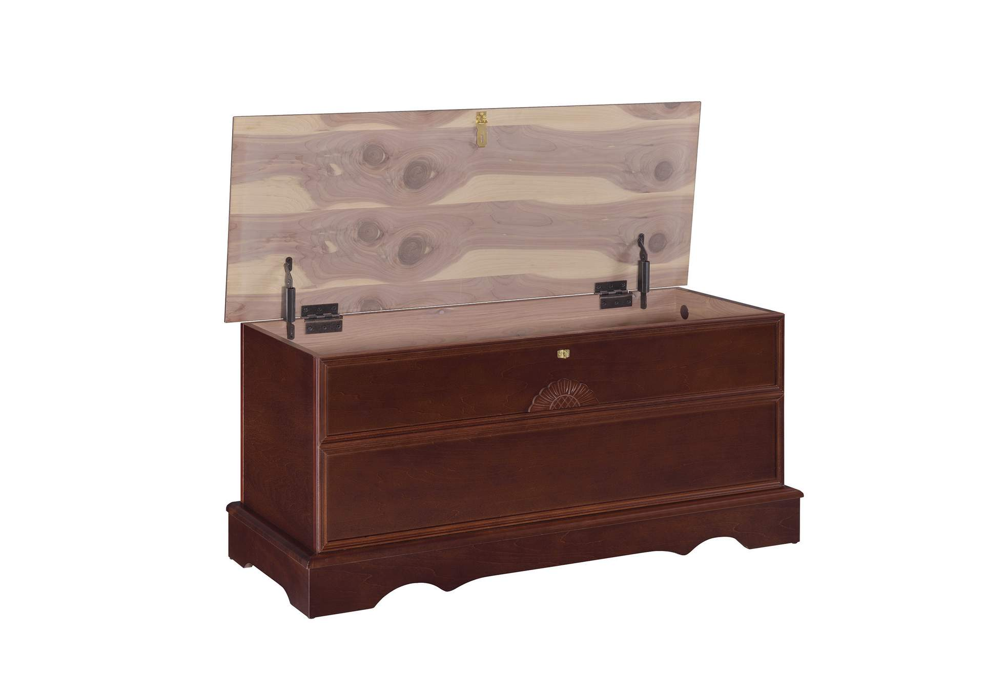Cedar Brown Chest,Coaster Furniture