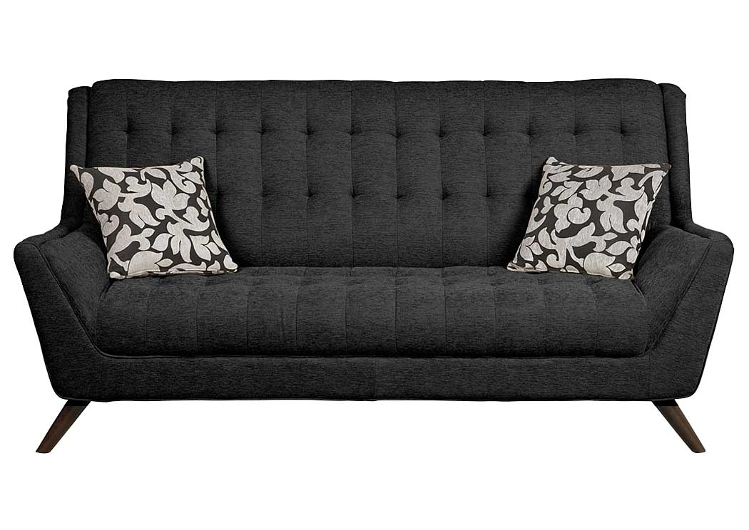 Black Sofa,Coaster Furniture