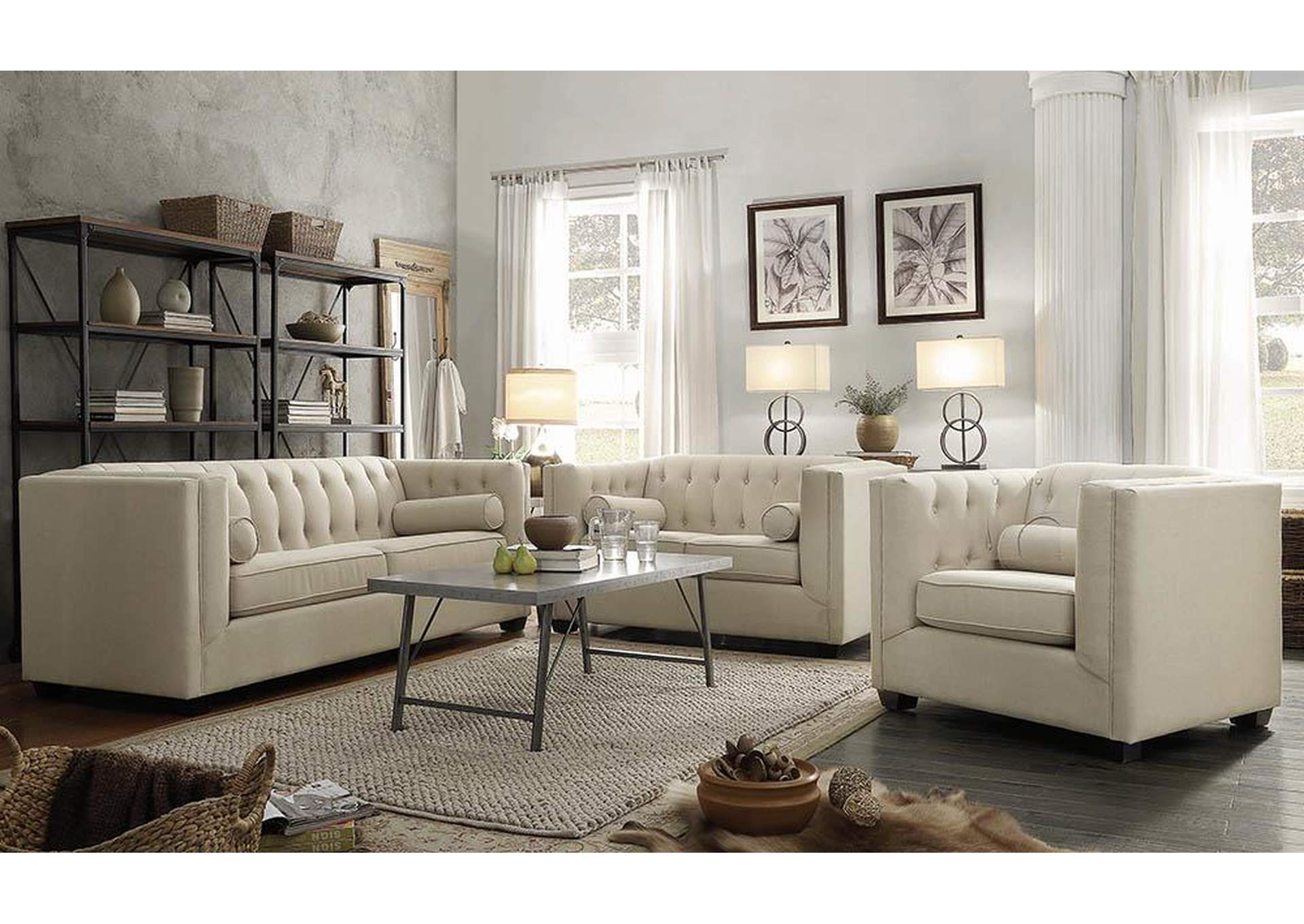 Cairns Sofa,Coaster Furniture