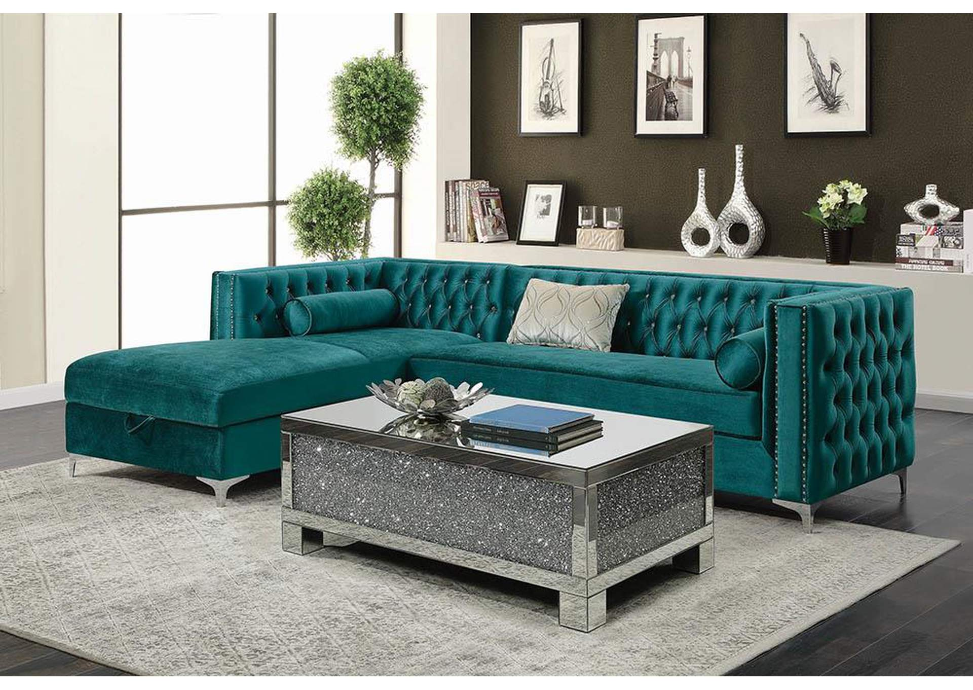 Sectional,Coaster Furniture