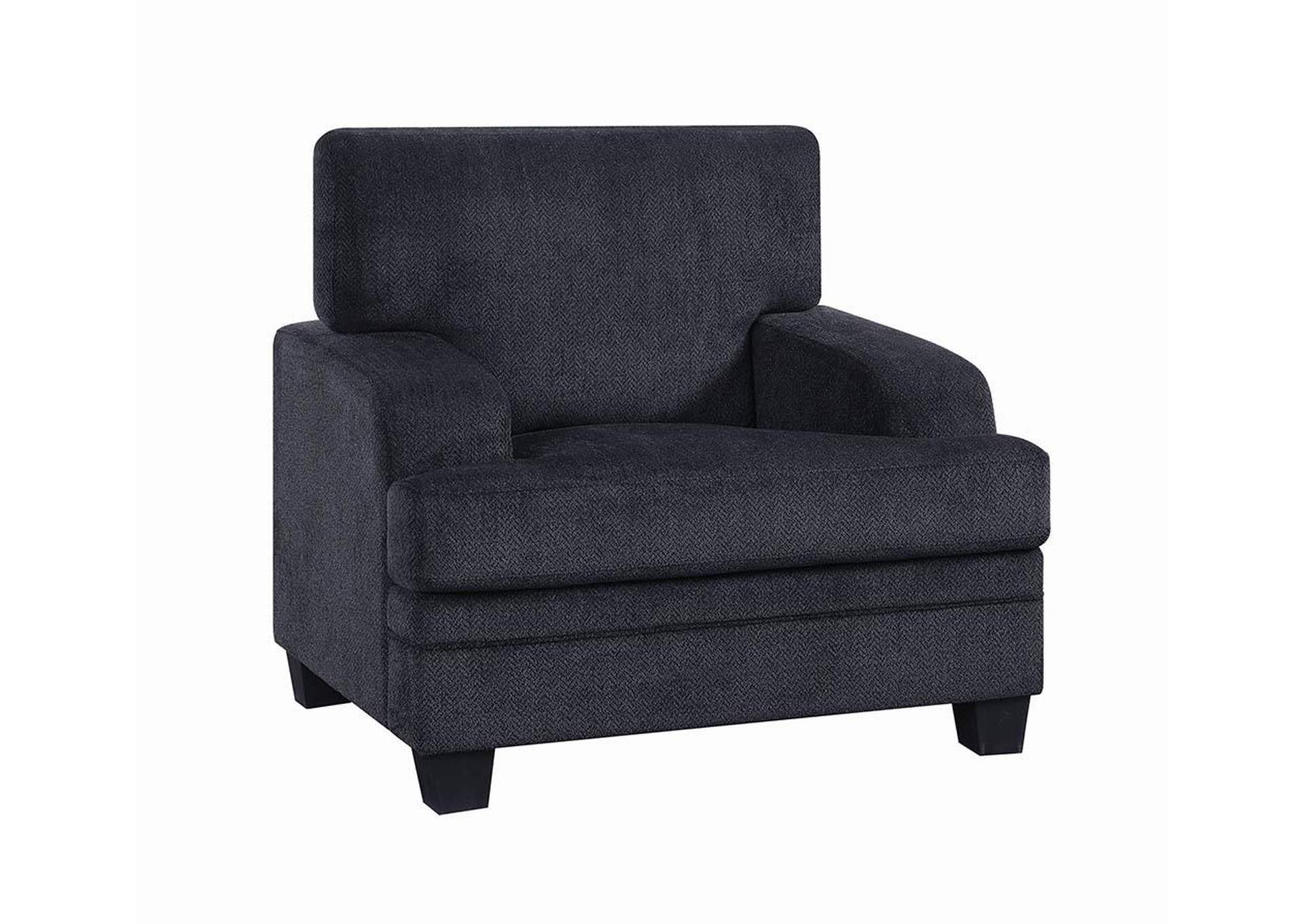 Stewart Grey Chair,Coaster Furniture