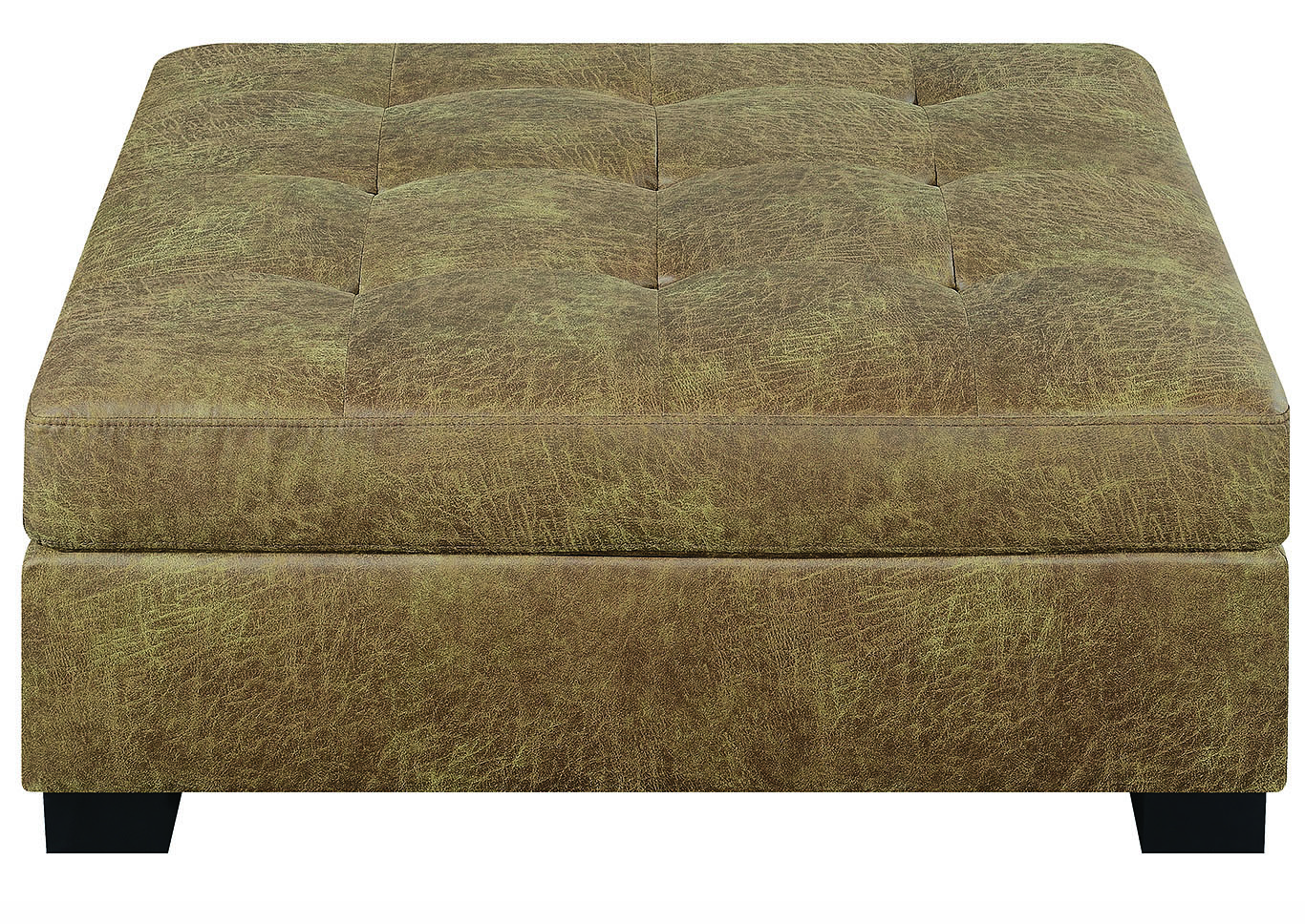 Darie Golden Brown Ottoman,Coaster Furniture