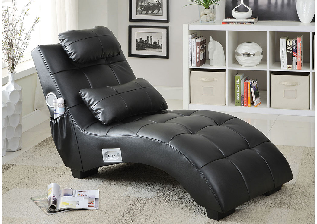 Chaise,Coaster Furniture