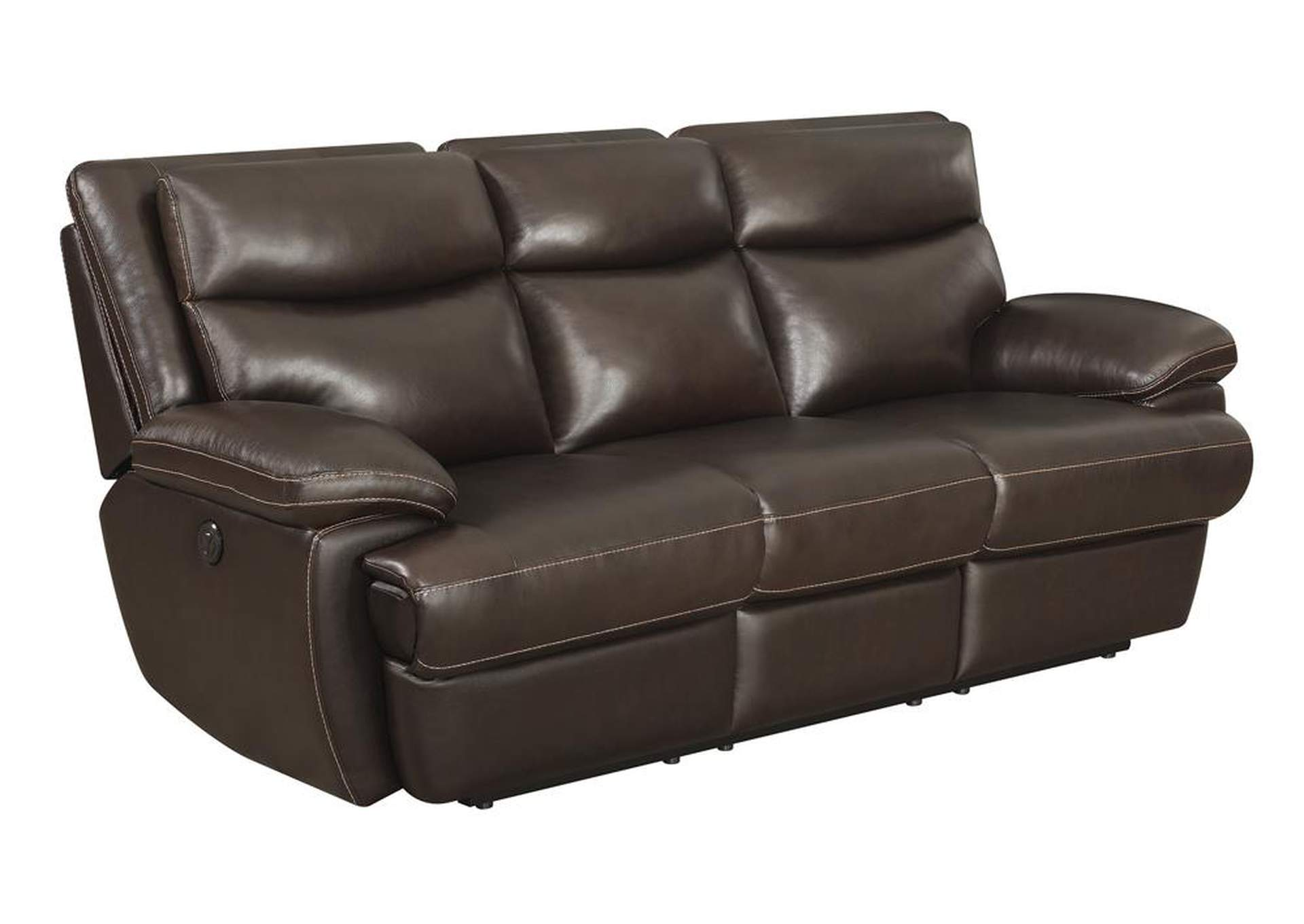 Taupe MacPherson Casual Motion Power Sofa,Coaster Furniture