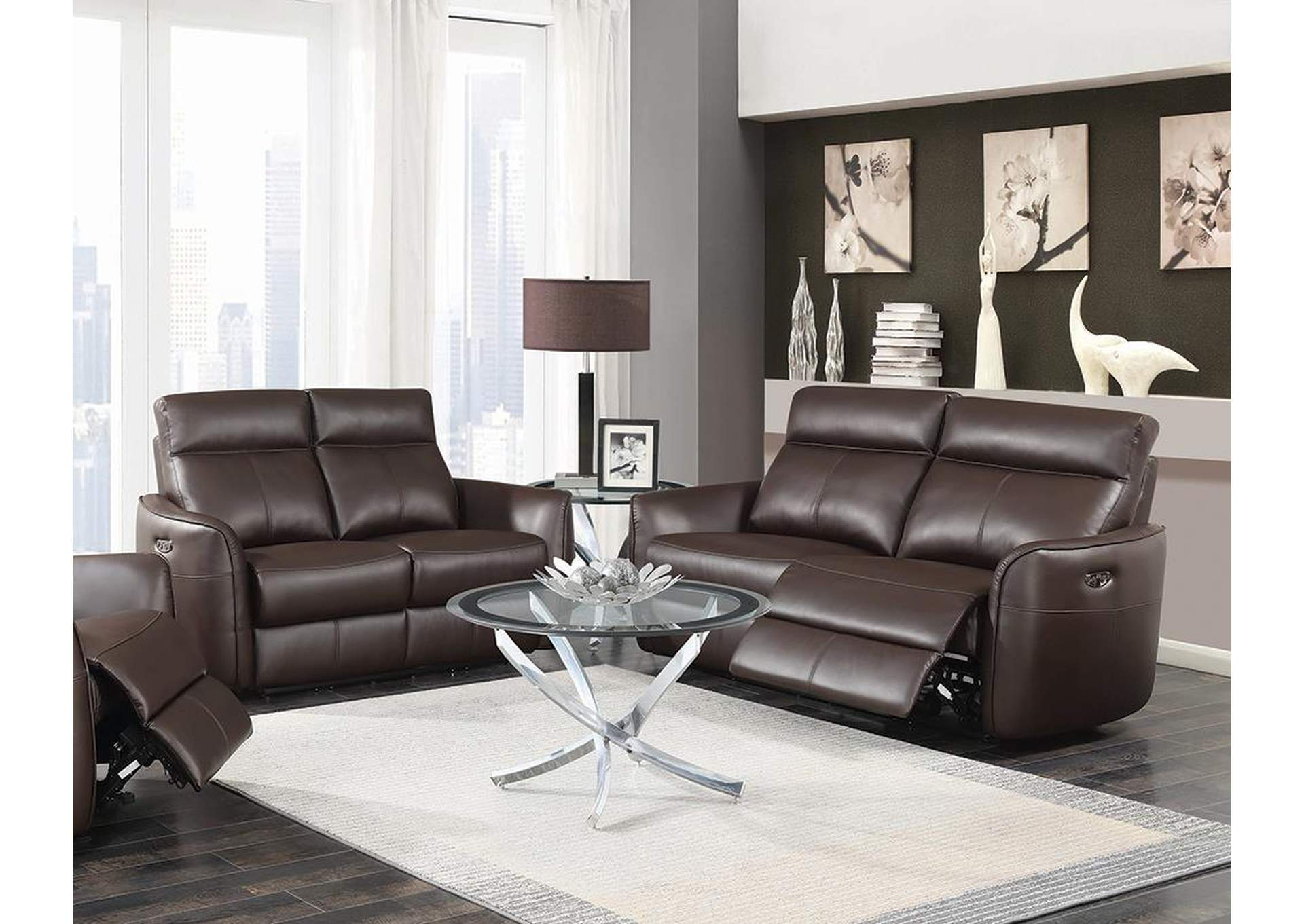 Austin\'s Couch Potatoes | Furniture Stores Austin, Texas Dark Brown ...