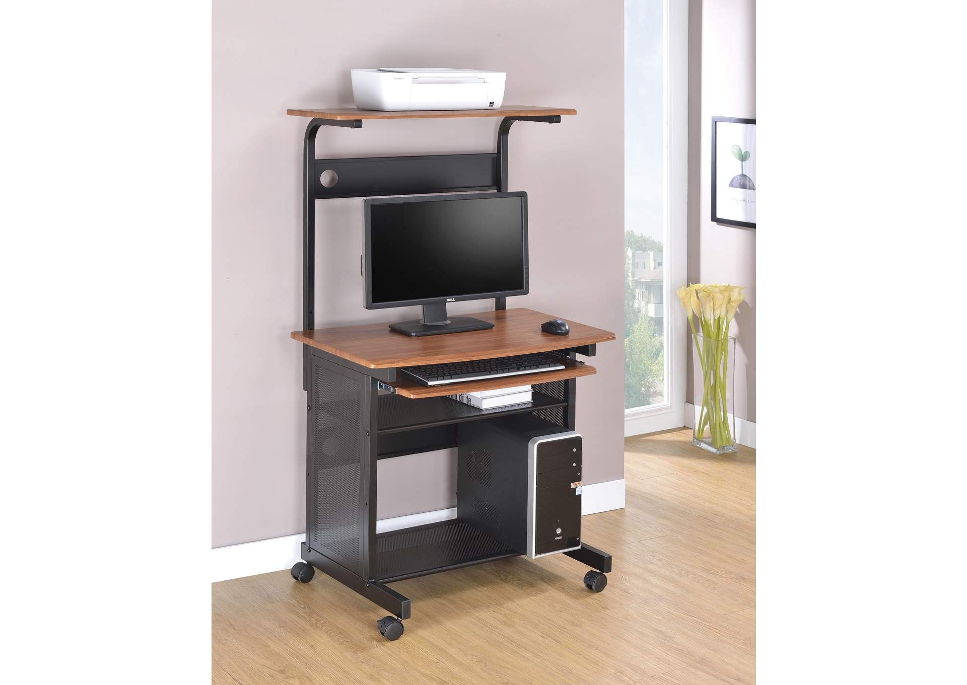 Computer Workstation,Coaster Furniture