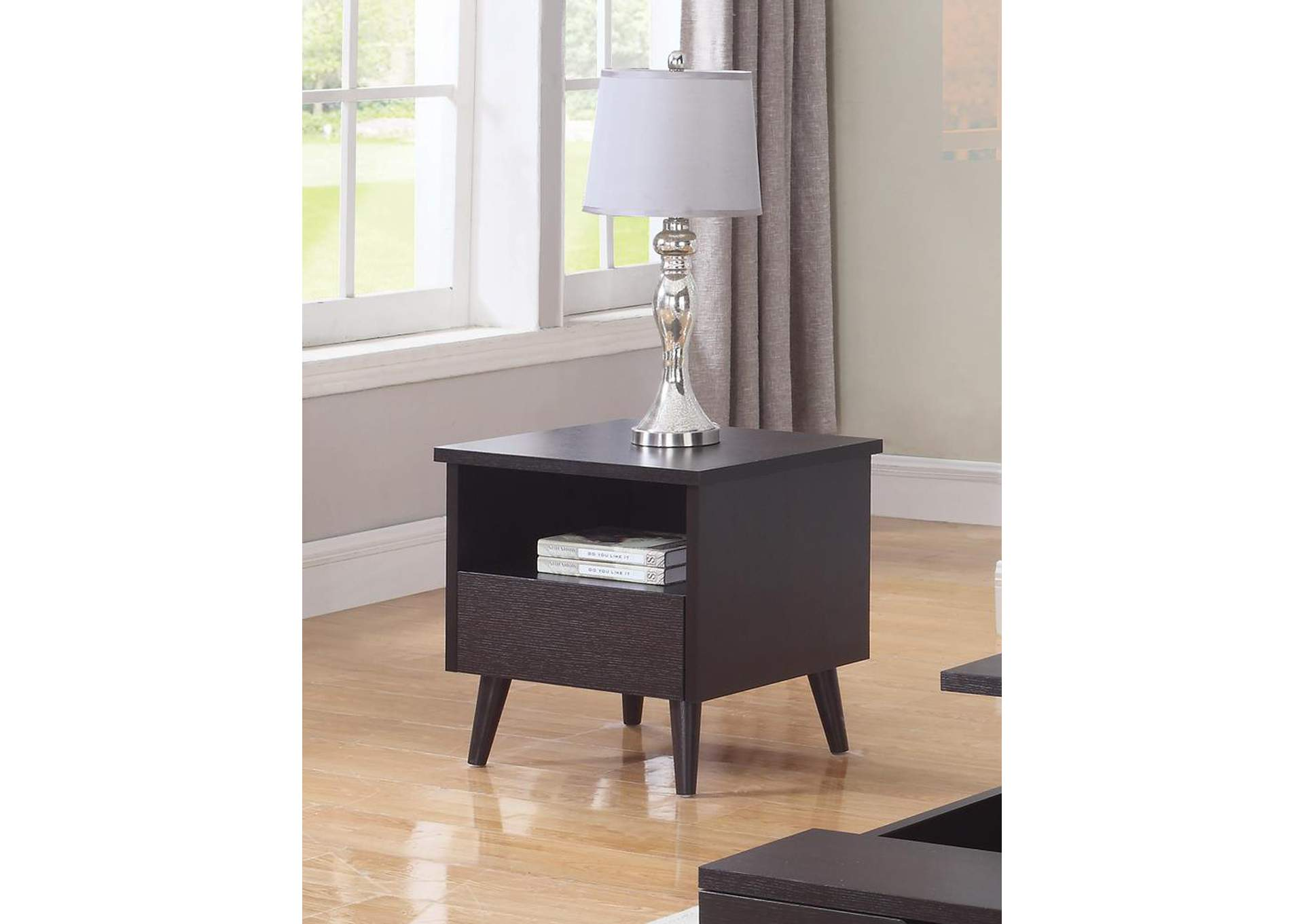 Pleasing Best Buy Furniture And Mattress Red Cocoa End Table Short Links Chair Design For Home Short Linksinfo