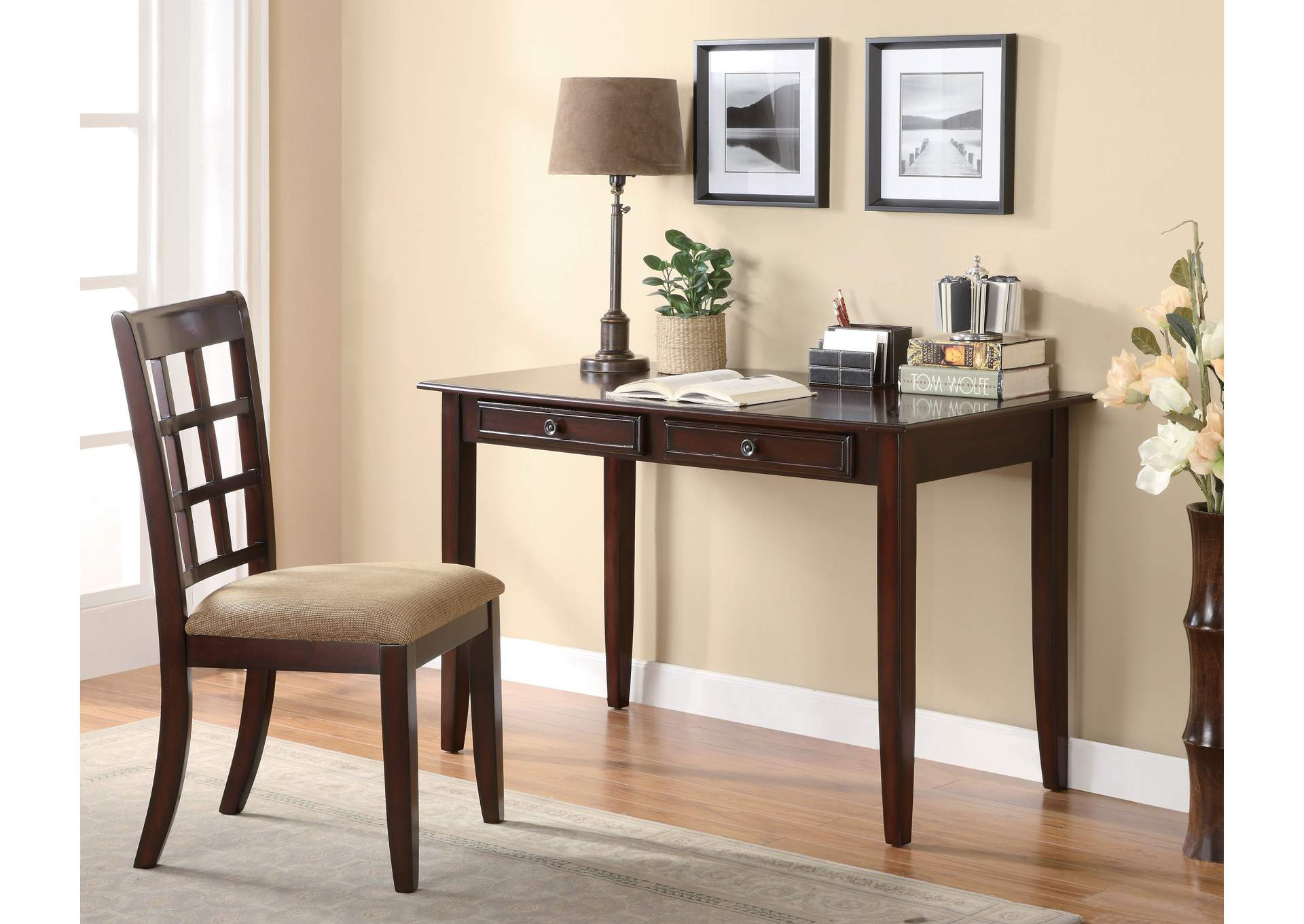 Writing Table,Coaster Furniture
