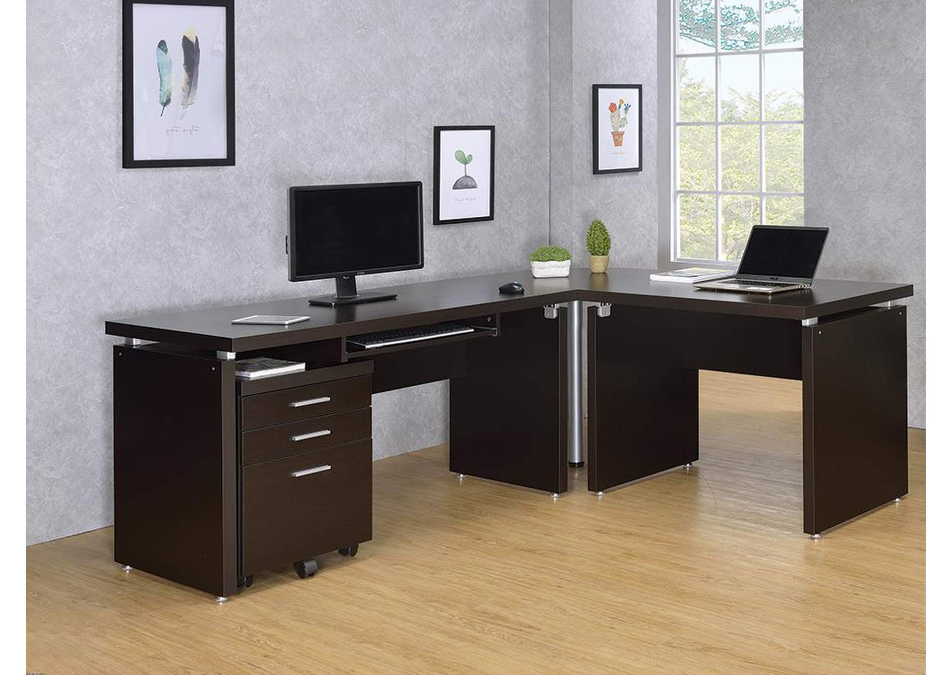 Writing Desk,Coaster Furniture